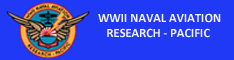 WWII Naval Aviation Research Pacific